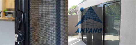 304 Ss Plain Weave Security Door screen